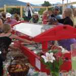 Robson Valley Community learning Project- Open Gate Garden in McBride, BC