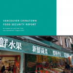 Vancouver Chinatown Food Security Report