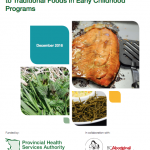 Increasing Indigenous children's access to traditional foods