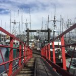 Campbell River dock