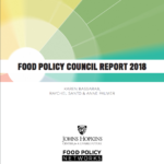 Food Policy Council Report 2018